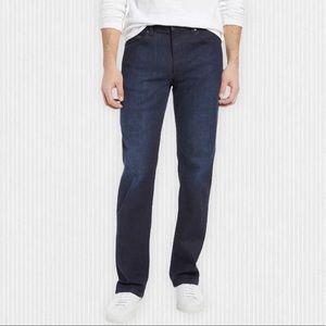 Mott & Bow Straight Cosby Dark Blue Mens Jeans 36